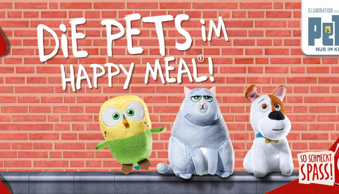 Pets Happy Meal